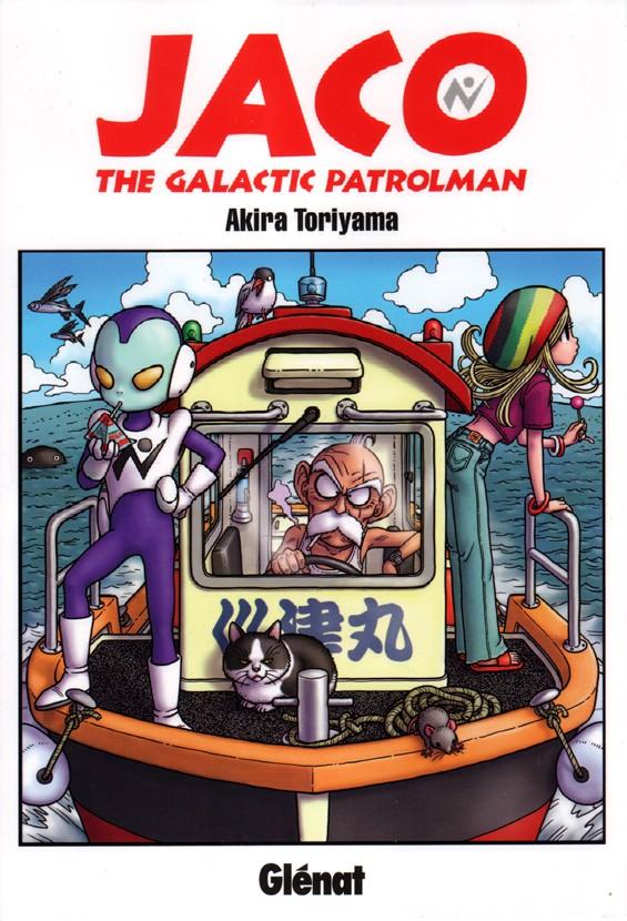 Jaco the Galactic Patrolman