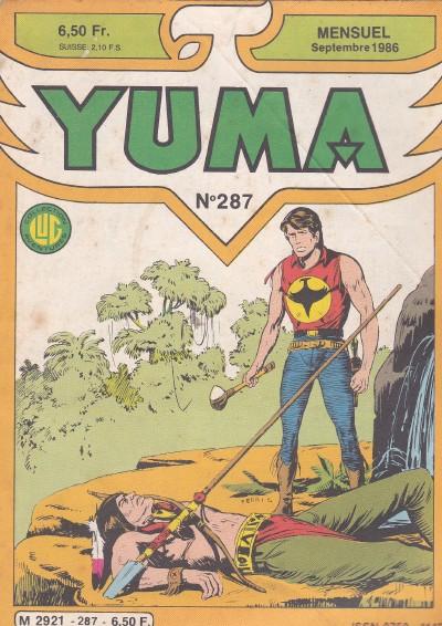 Couverture de Yuma (1re série) -287- Epilogue