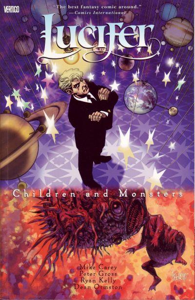 Couverture de Lucifer (2000) -INT02- Children and monsters