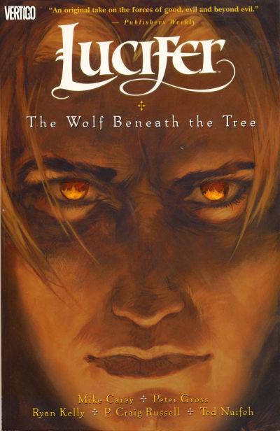 Couverture de Lucifer (2000) -INT08- The wolf beneath the tree