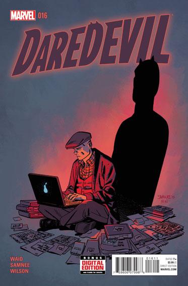 Couverture de Daredevil Vol. 4 (Marvel - 2014) -16- Untitled