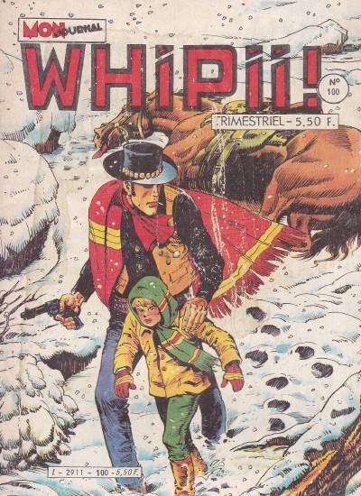 Couverture de Whipii ! (Panter Black, Whipee ! puis) -100- Stormy Joe - Intrigue sur