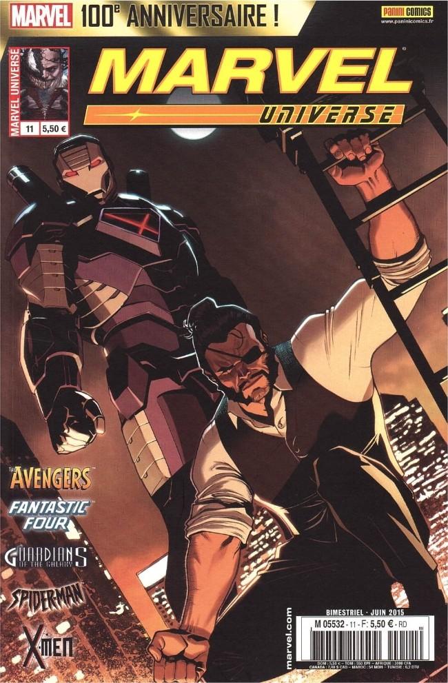 Couverture de Marvel Universe (Panini - 2013) -11- Marvel : 100e anniversaire