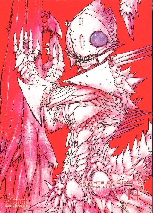 Couverture de Knights of Sidonia -14- Tome 14