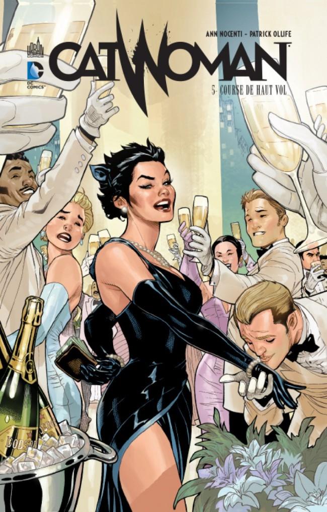 Couverture de Catwoman (DC Renaissance) -5- Course de Haut Vol