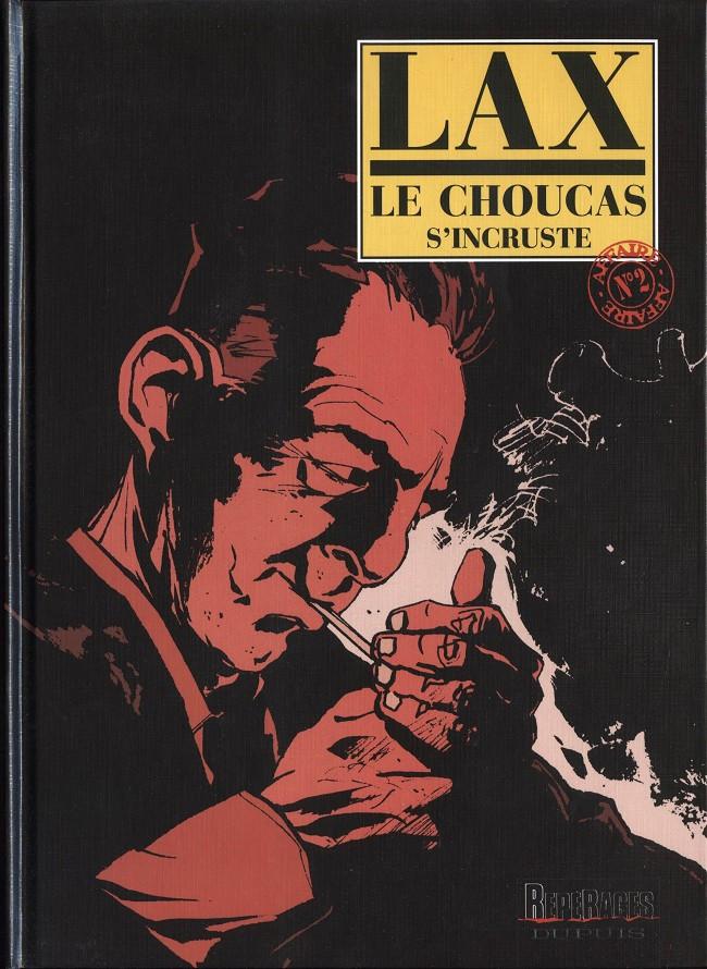 Couverture de Le choucas -2- Le Choucas s'incruste