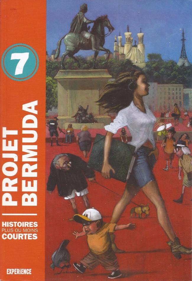 Couverture de Projet Bermuda (Puis Bermuda) -7- Projet Bernuda