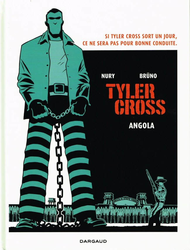 Couverture de Tyler Cross -2- Angola