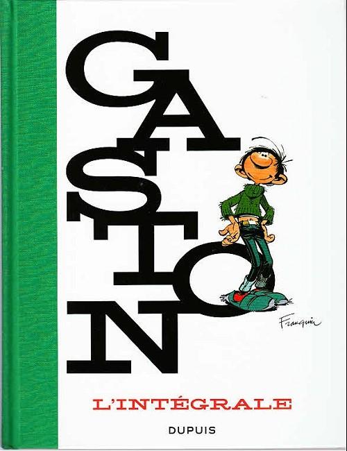 Couverture de Gaston (2009) -INT- L'intégrale