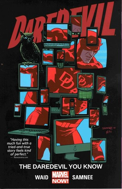 Couverture de Daredevil Vol. 4 (Marvel - 2014) -INT03- The Daredevil You Know