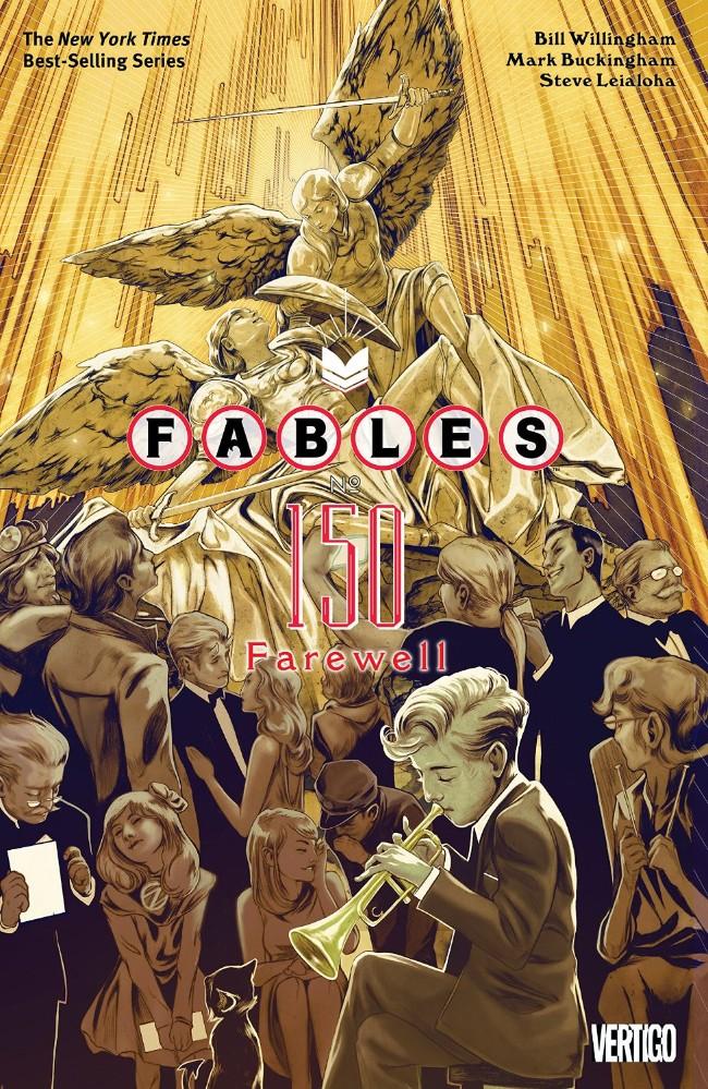 Couverture de Fables (2002) -150INT22- Farewell