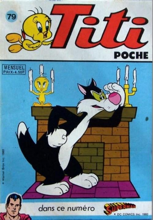 Couverture de Titi (Poche) -79- OVNI... Oh, venez !