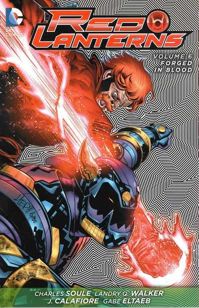 Couverture de Red Lanterns (2011) -INT06- Forged in blood