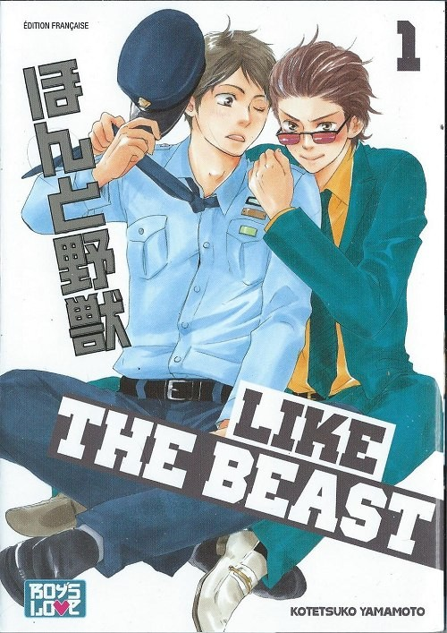 Couverture de Like the Beast -1- Tome 1