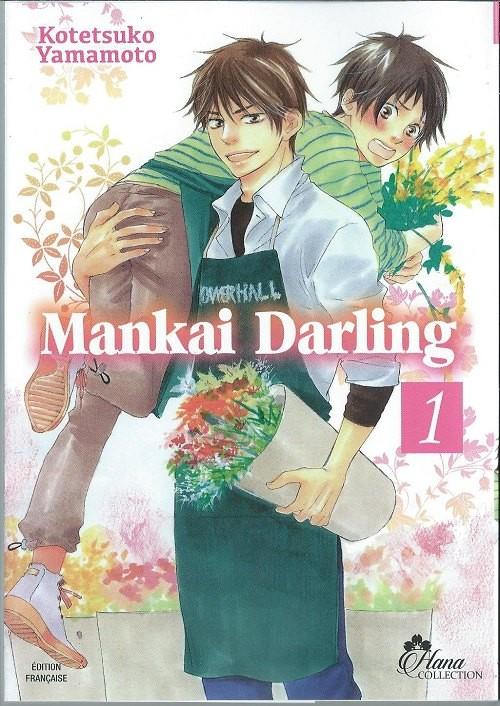 Couverture de Mankai Darling -1- Tome1