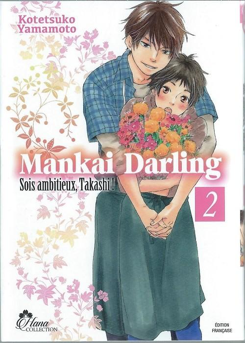 Couverture de Mankai Darling -2- Tome 2