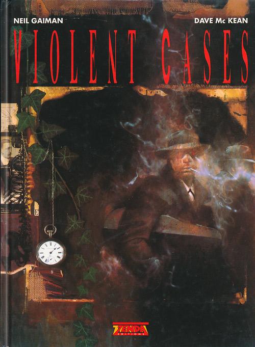 Couverture de Violent cases - Violent Cases