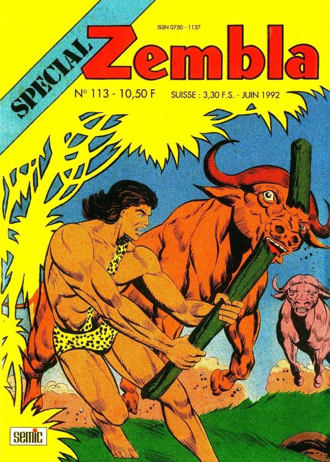 Couverture de Zembla (Spécial) -113- Numéro 113