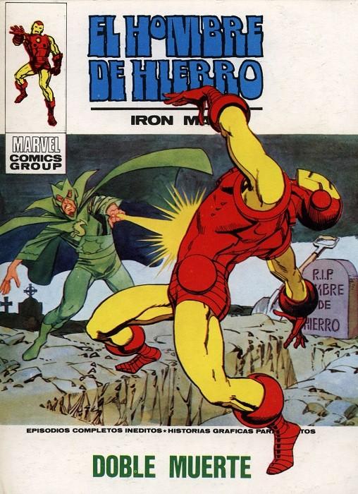 Couverture de Hombre de Hierro (El) (Iron Man) Vol. 1 -30- Doble muerte