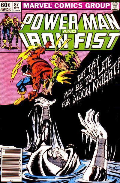 Couverture de Power Man and Iron Fist (Marvel - 1978) -87- Heatwave