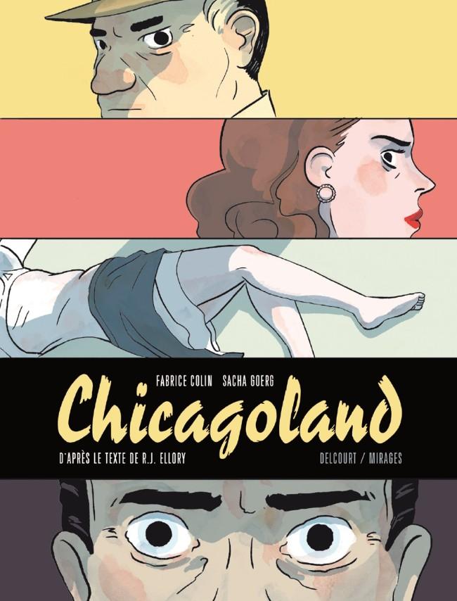 Couverture de Chicagoland
