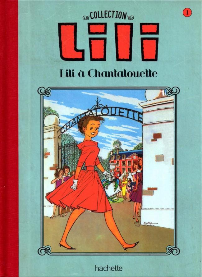 livre bd lili