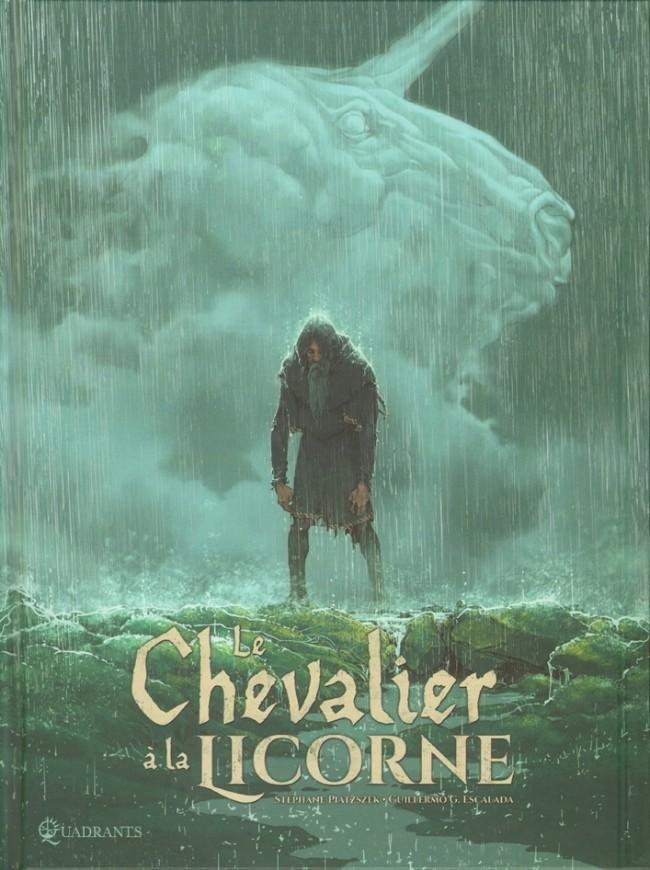 Couverture de Le chevalier à la Licorne - Le Chevalier à la Licorne