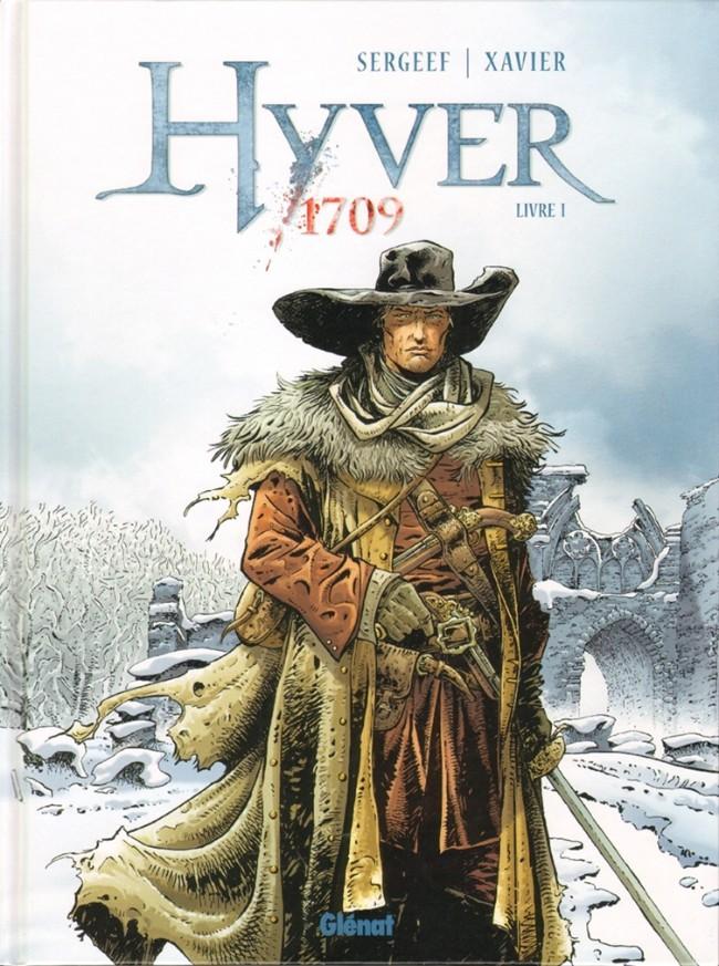 Couverture de Hyver 1709 -1- Livre I