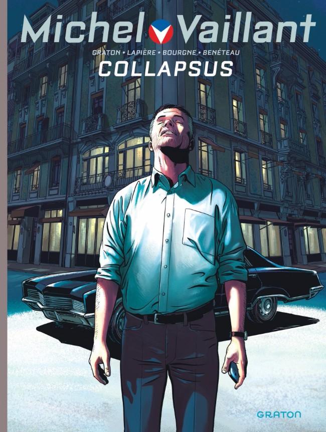 Couverture de Michel Vaillant - Nouvelle saison -4- Collapsus