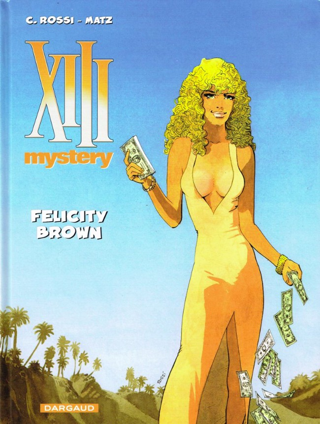 XIII Mystery - 9 tomes