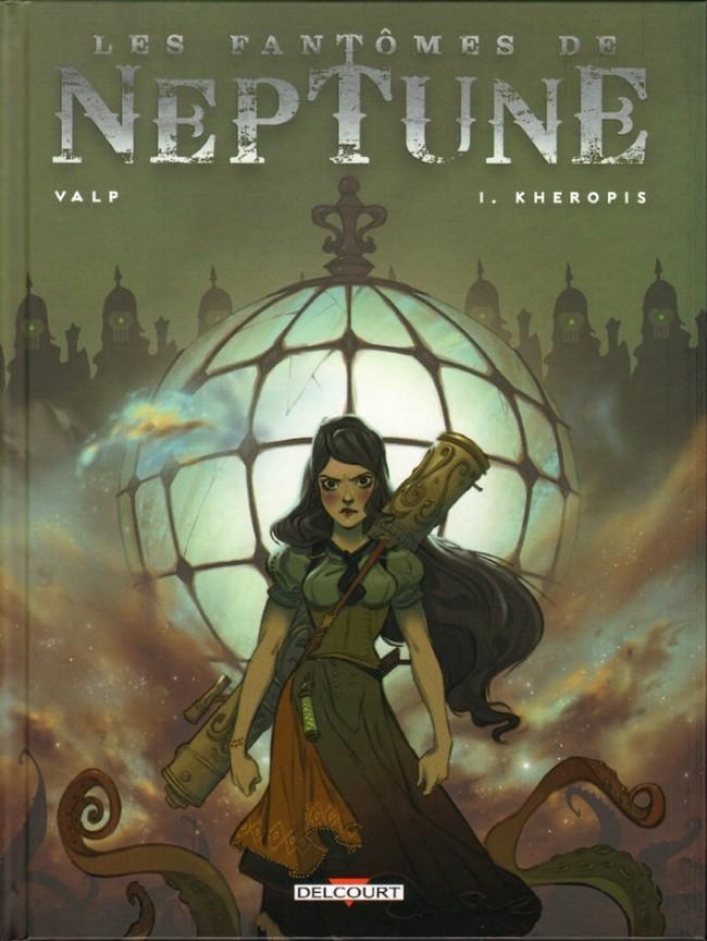 Les fantômes de Neptune - 3 Tomes