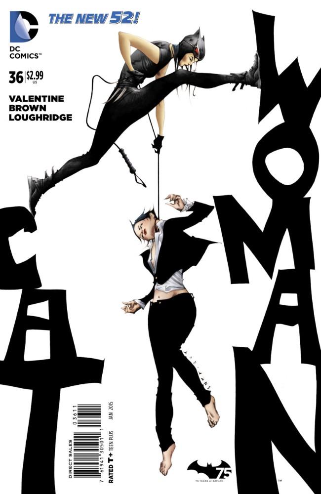 Couverture de Catwoman (2011) -36- Keeper of the Castle