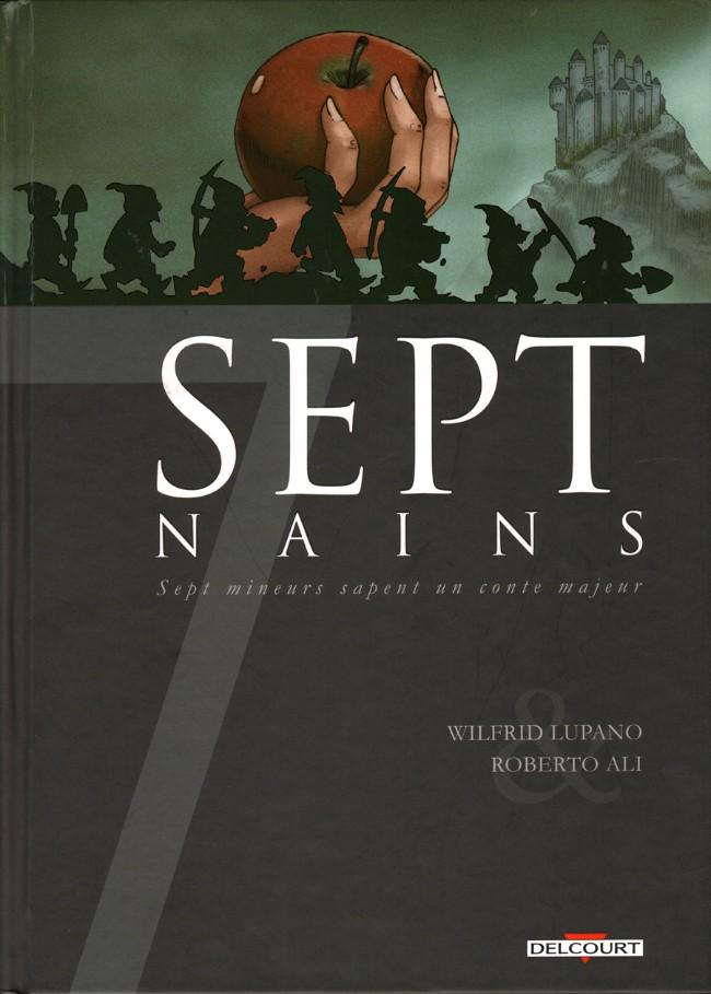 Couverture de Sept -15- Sept nains