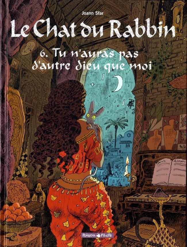 Le Chat du Rabbin Tome 6 Final