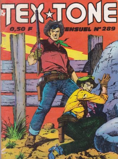 Couverture de Tex-Tone -289- Le petit maître
