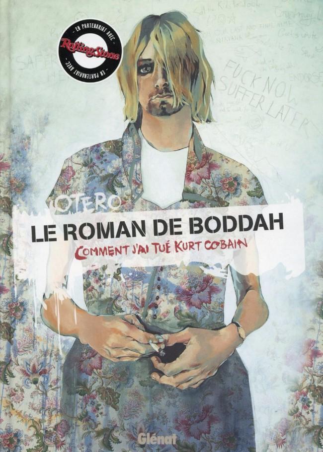 Couverture de Le roman de Boddah - Comment j'ai tué Kurt Cobain