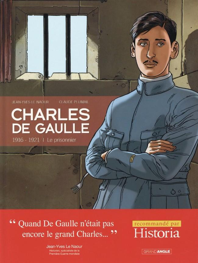 Charles de Gaulle - T01 - 1916-1921 Le prisonnier - PDF