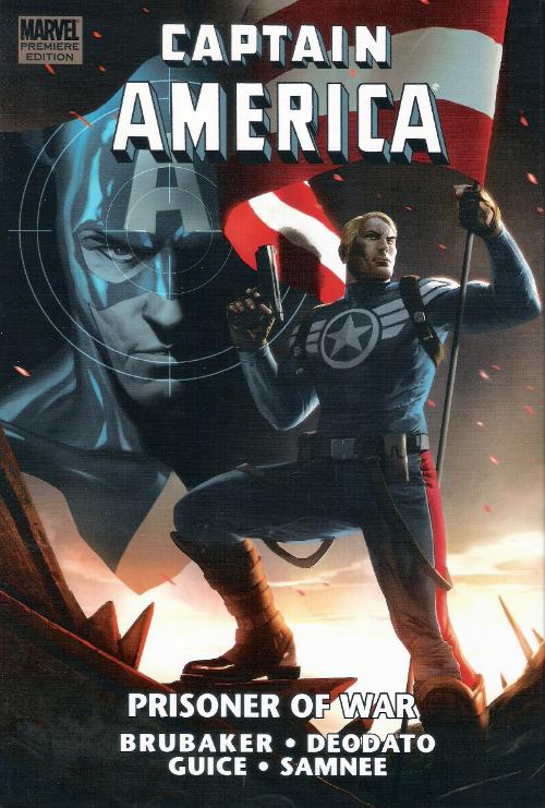 Couverture de Captain America (1968) -INT14- Prisoner of war