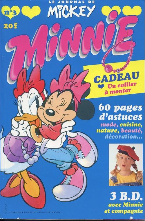 Couverture de Minnie mag -3- Numéro 3