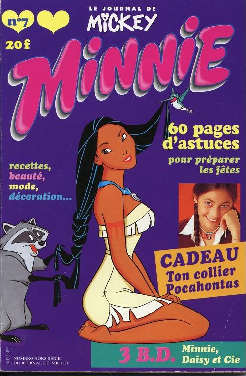Couverture de Minnie mag -7- Numéro 7