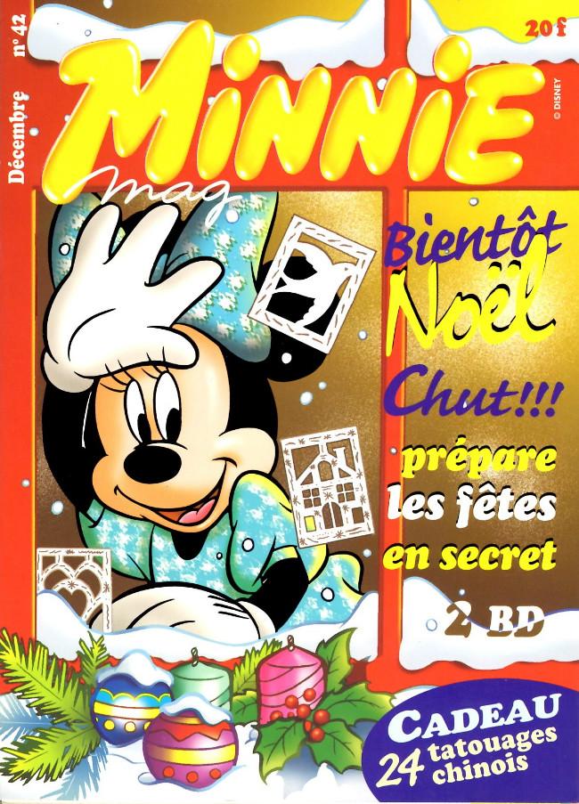 Couverture de Minnie mag -42- Numéro 42