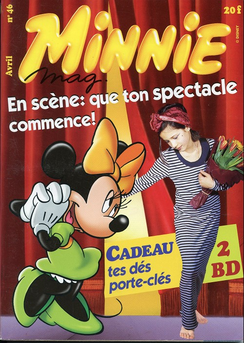 Couverture de Minnie mag -46- Numéro 46