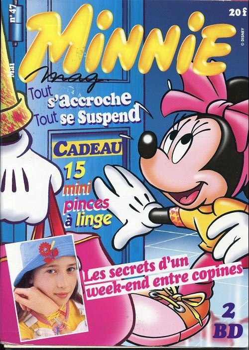 Couverture de Minnie mag -47- Numéro 47