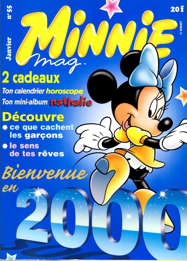 Couverture de Minnie mag -55- Numéro 55