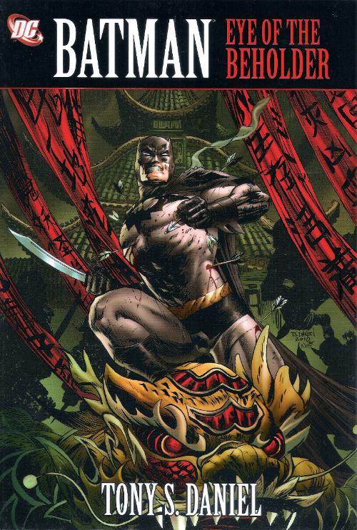 Couverture de Batman (1940) -INT- Eye of the Beholder