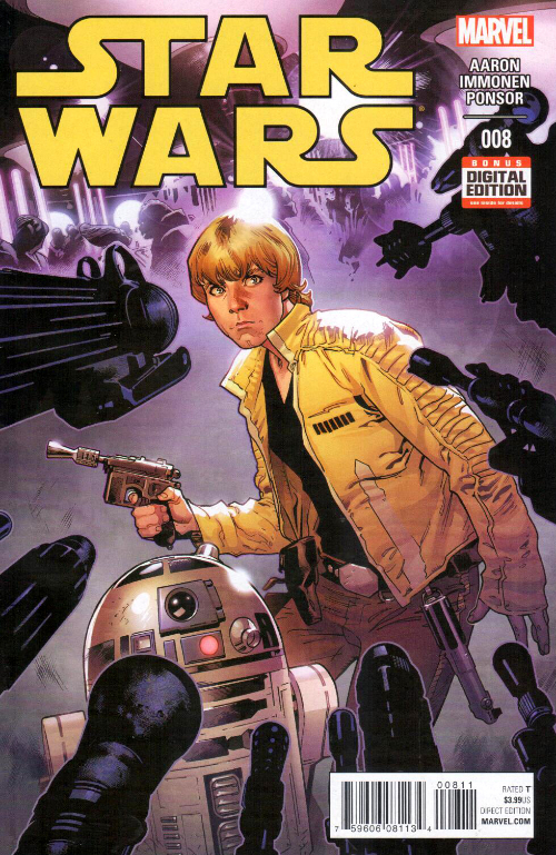 Couverture de Star Wars (2015) -8- Book II, Part I : Showdown On The Smugglers' Moon