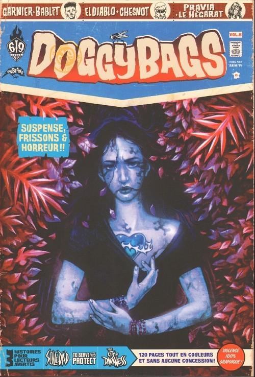 Couverture de Doggybags -8- Volume 8