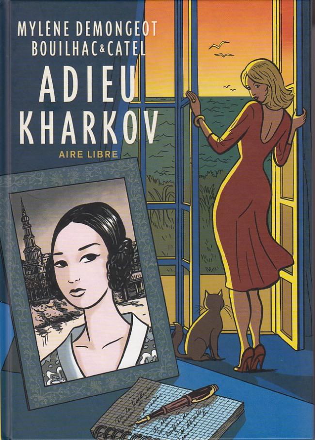 Couverture de Adieu Kharkov