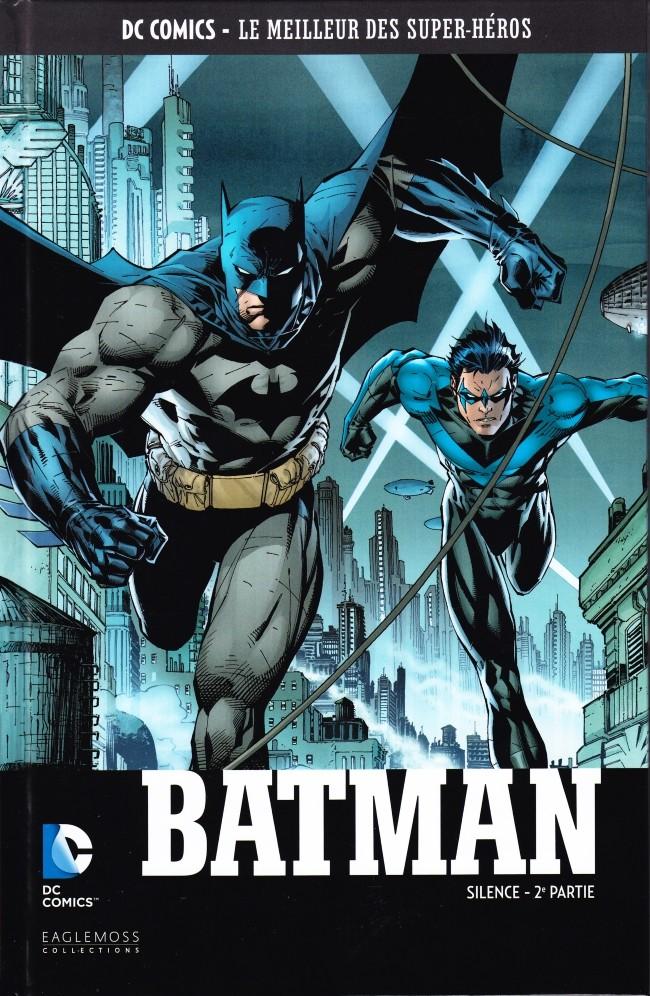 Couverture de DC Comics - Le Meilleur des Super-Héros -2- Batman - Silence - 2e partie