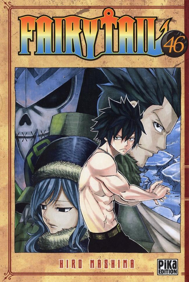 Couverture de Fairy Tail -46- Tome 46